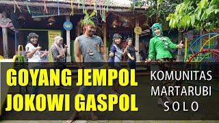 Video GOYANG JEMPOL JOKOWI GASPOL (TERIMAKASIH JOKOWI) MP3, 3GP, MP4, WEBM, AVI, FLV April 2019