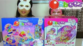 Video Orbeez Soothing Spa and Planet Orbeez Ali's Adventure Park Playsets - Kids' Toys MP3, 3GP, MP4, WEBM, AVI, FLV Oktober 2017