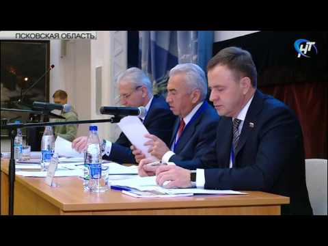 Делегация Новгородской области приняла участие в работе Конференции Парламентской Ассоциации Северо-Запада России