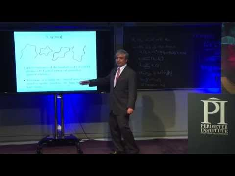lecture - Dr. Subir Sachdev (Perimeter Institute and Harvard University) delivers the kick-off lecture of the 2014/15 Perimeter Institute Public Lecture Series, in Wat...