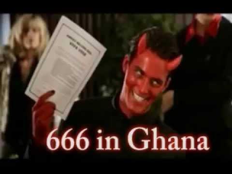 Kyeiwaa has Joined 666 Illuminati - Asante Akan Ghana Twi Movie