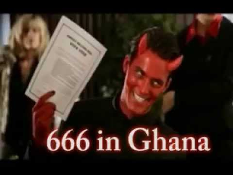 Kyeiwaa Has Joined 666 Illuminati - Asante Akan Ghana Twi Movie