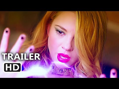 HIGH VOLTAGE Official Trailer (2018) David Arquette, Luke Wilson Sci-Fi Movie HD