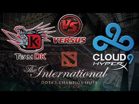 DK vs Cloud9 - The International 2014 - Bubble 1 - R3 - G1