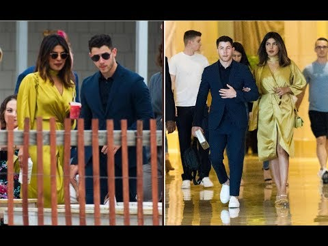 priyanka chopra | nick jonas | cousin's wedding ceremony