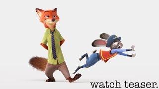 Nonton Zootopia Us Teaser Trailer Film Subtitle Indonesia Streaming Movie Download