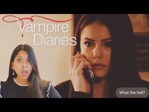 The Vampire Diaries 1x15 ~ ''A Few Good Men'' ~ Reaction