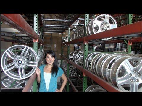 Factory Original BMW Z8 Rims & OEM BMW Z8 Wheels – OriginalWheel.com