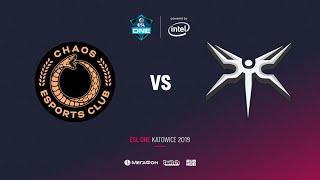 Chaos Esports Club1 vs Mineski, ESL One Katowice 2019, bo3, game 1, [Godhunt & Lex]