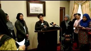 Mahkamah Khas Siber Perlu Canggih Dan Berteknologi - Azalina Othman Said