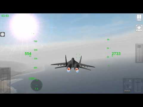 New mig 29 fulcrum on the new update...