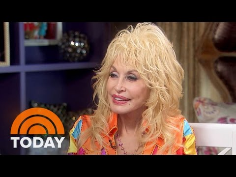 Dolly Parton On 'Coat of Many Colors': 'I've Been Very Blessed'   TODAY