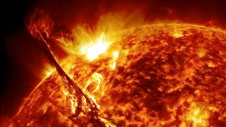 How to thrive during solar flares and know what they are