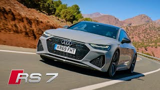 NEW Audi RS7 Sportback: Road Review   Carfection 4K by Carfection