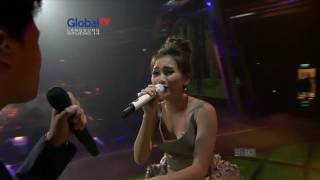 Video Romantic Duet Rizky Febian ft Ayu Ting Ting - Like I'm Gonna lose You [AMAZING14 GLOBALTV] MP3, 3GP, MP4, WEBM, AVI, FLV September 2018