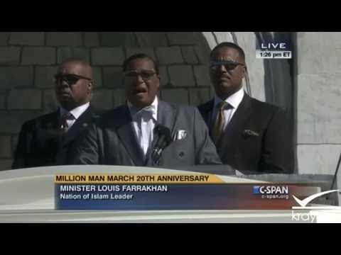 Louis Farrakhan Full Speech