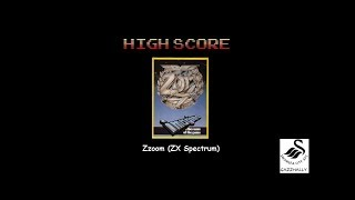 Zzoom (ZX Spectrum Emulated) by gazzhally