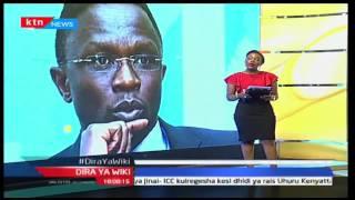 Dira ya Wiki (Kinyanganyiro 2017): Ababu Namwamba achaguliwa kiongozi wa LPK, 23/09/16 Part 1