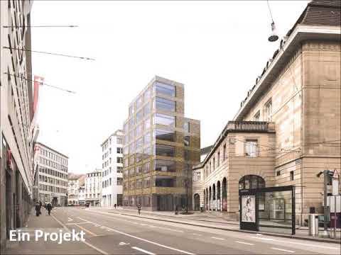 Neubau Amt für Umwelt und Energie Basel-Stadt