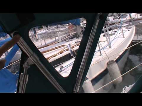 Sportech Sails CS30 Dodger Bimini