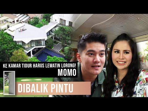 INTIP RUMAH MOMO! ROCKSTAR TO KONGLOMERAT! #DibalikPintu
