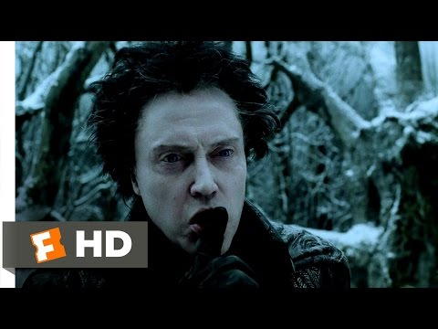 Sleepy Hollow (1/10) Movie CLIP - Death of the Hessian Horseman (1999) HD