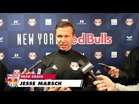 Red Bulls' Jesse Marsch