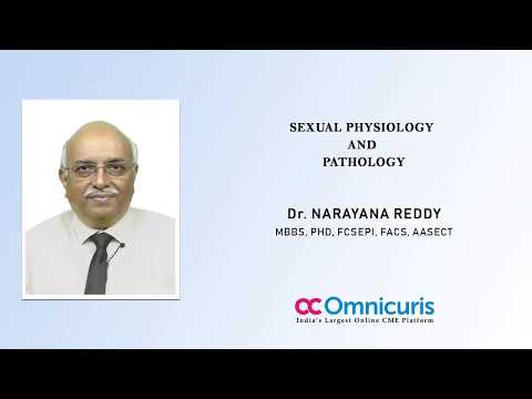 Sexual Physiology and Pathology by Dr. Narayana Reddy | Omnicuris