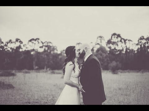 Hencus van Wyk & Chanelda Douglas become Mr & Mrs on Top Billing