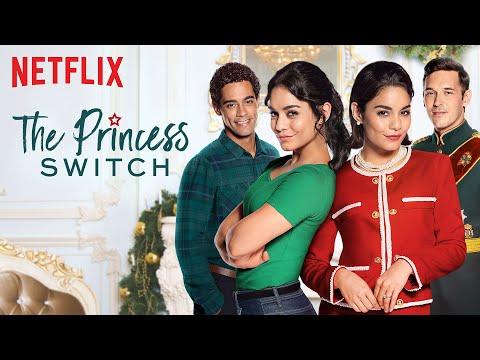 The Princess Switch | Officiële trailer [HD] | Netflix