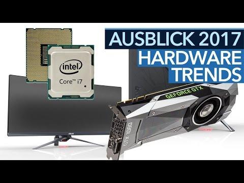 Hardware-Trends 2017: Was tut sich 2017 bei CPUs, Grafi ...