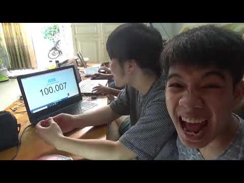 Clip chúc mừng team media 360hot đạt nút bạc youtube!!!