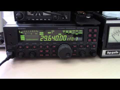 10 Meter FM Repeaters (And They Say 10 Meters Is Dead) 28mhz (видео)