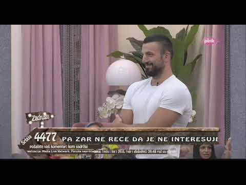 Задрага 2 - Станиджа сматра да дже Владимир šтити као žена - 20.09.2018.