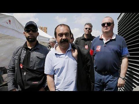 Φιλίπ Μαρτινέζ: Ο συνδικαλιστής που έβγαλε τους Γάλλους στους δρόμους