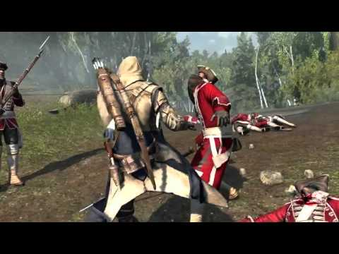 Assassin's Creed III Gets Bloody in New Weapons Trailer