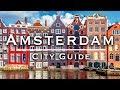 10 Surprising Reasons to VISIT AMSTERDAM    Budget Travel Guide