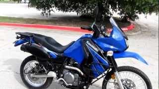8. 2009 Kawasaki KLR650 For Sale