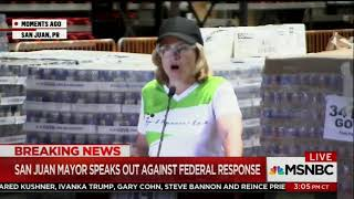 Americans dying in Puerto Rico