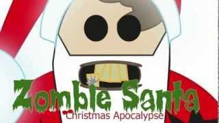 Zombie Santa YouTube video