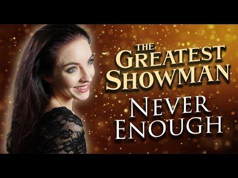 "The Greatest Showman Ensemble  ""Never Enough"" Cover by Minniva Børresen"