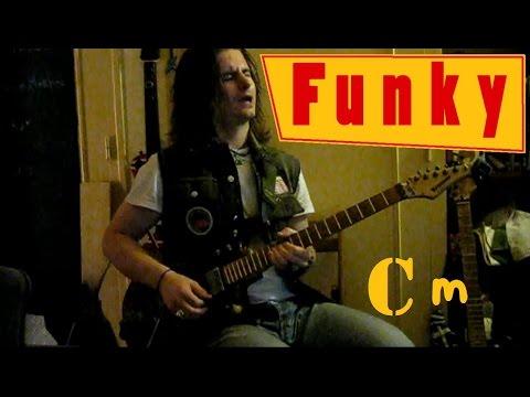 Impro Sexy blues Funky in Cm backing 2015 - simon borro