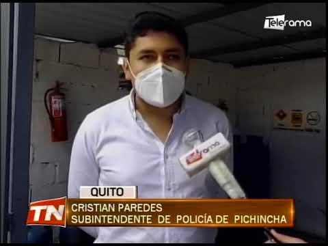 Intendencia de policía de Pichincha controla precio del gas