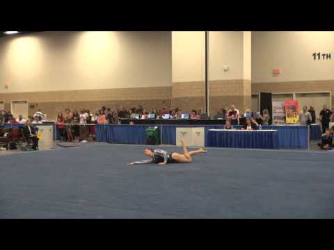 Anastasia Webb 2016 JO Nationals Floor
