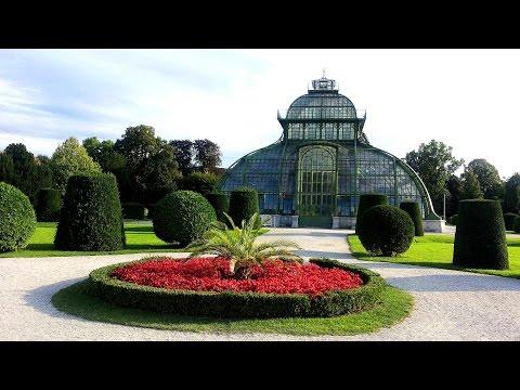 Wien: Barockgarten und Palmenhaus Schönbrunn