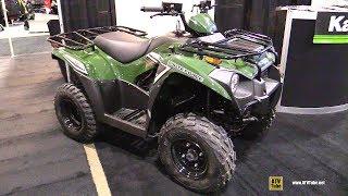 3. 2018 Kawasaki Brute Force 300 ATV - Walkaround - 2017 Toronto ATV Show