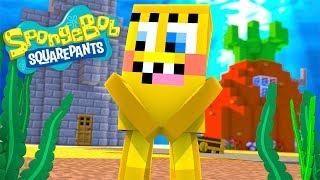 SPONGEBOB LOST HIS PANTS! (Spongebob No Pants Challenge)