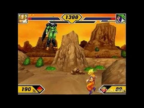 dragon ball z supersonic warriors 2 nintendo ds