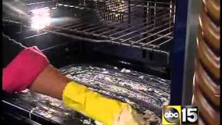This natural trick will make cleaning your oven a cinch.