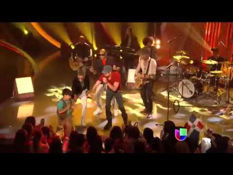 Video Enrique Iglesias, Descemer Bueno & Gente De Zona - Bailando LIVE @ Nuestra Belleza Latina (2014) download in MP3, 3GP, MP4, WEBM, AVI, FLV January 2017